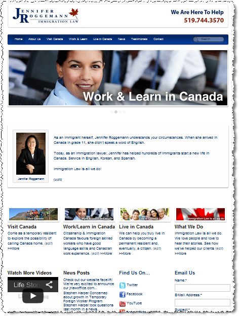 Check out our website facelift!