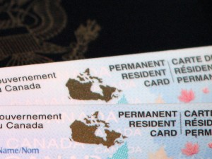 Permanent Resident Card Redesign