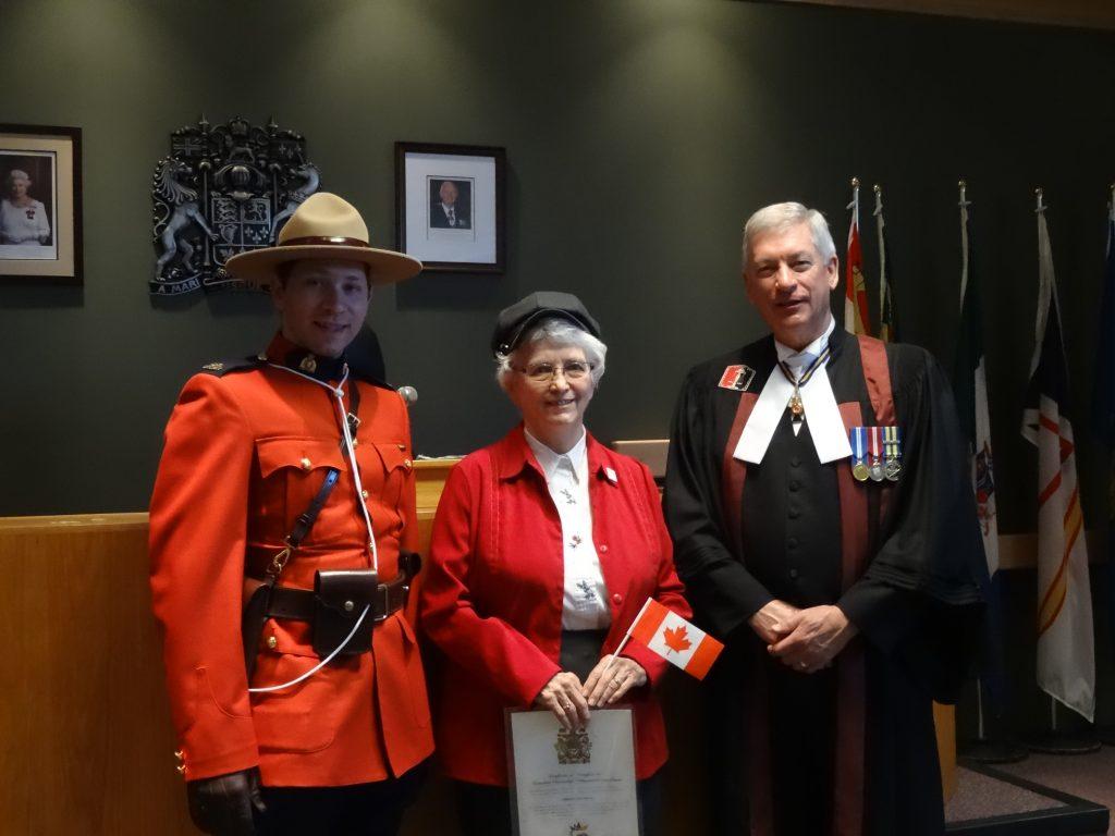 150 Ways We Love Canada: Congratulations Lorraine
