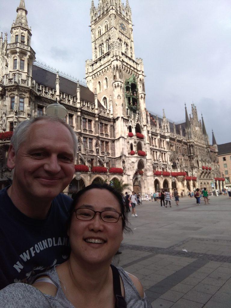European Vacation - Jennifer Roggemann