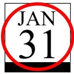 Reminder - January 31st Deadline to Add Newly Defined Dependents to Application