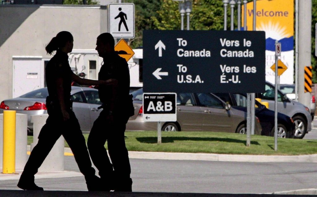 Canada-US Border Crossing Cautions...
