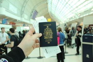 Canada will collect data on travellers leaving the country