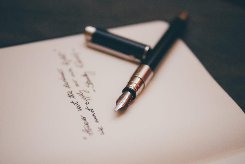 Letter Testimonial